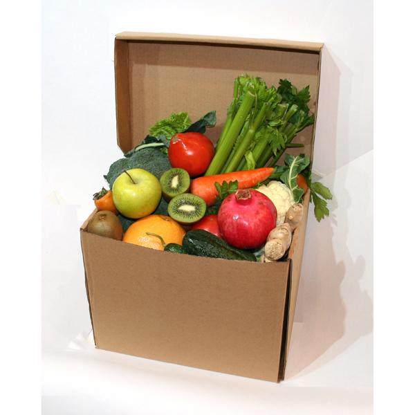 Фруктово-овощная коробка