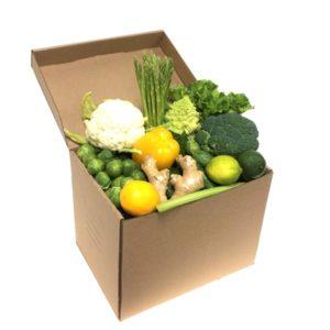 Овощная коробка стройности