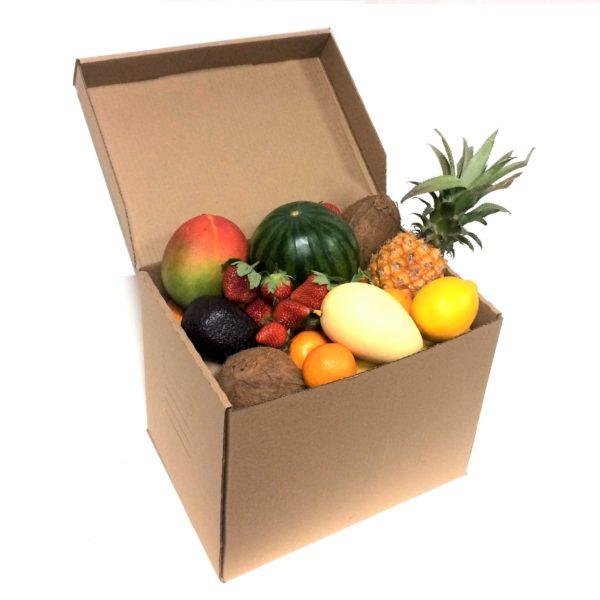 Тропическая коробка