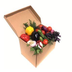 Овощная коробка пряная